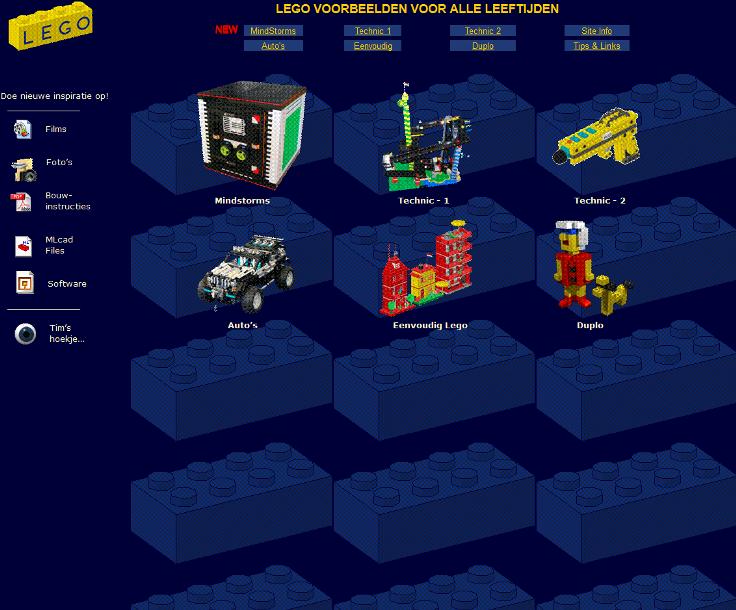 Lego Examples