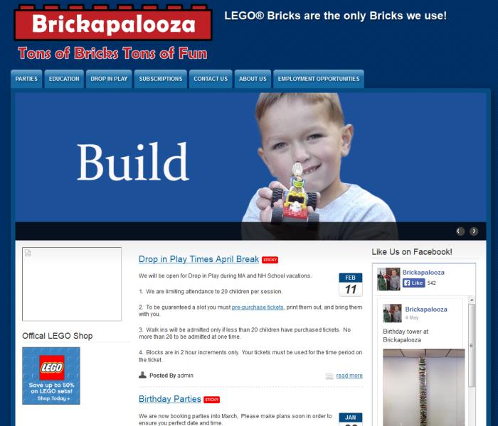 Brickapalooza