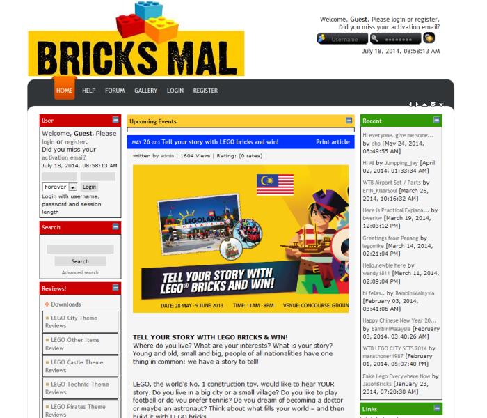 Bricksmal