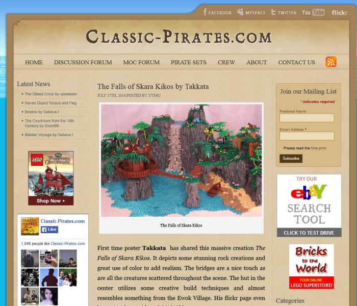 Classic Pirates