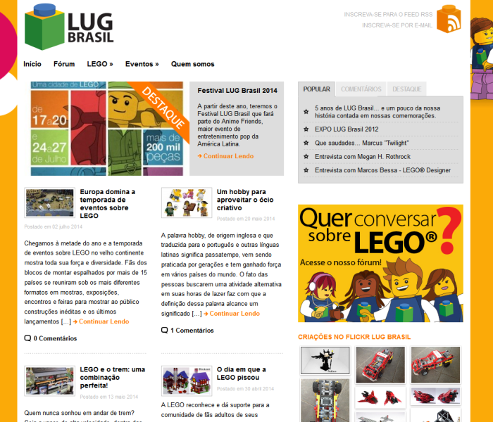 Brazil LEGO Group