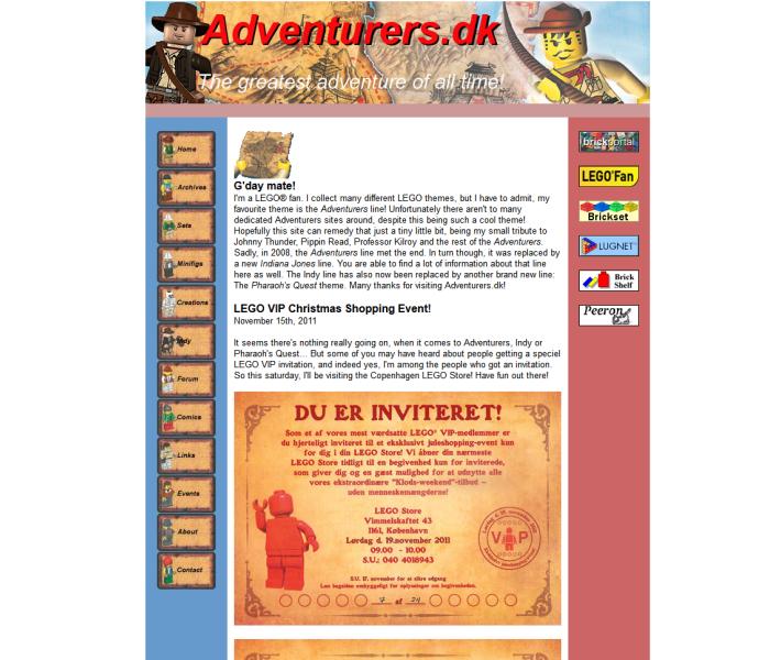 Adventurers.dk