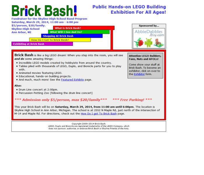 Brick Bash