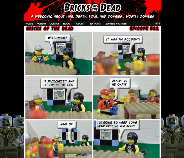 Bricks of the Dead