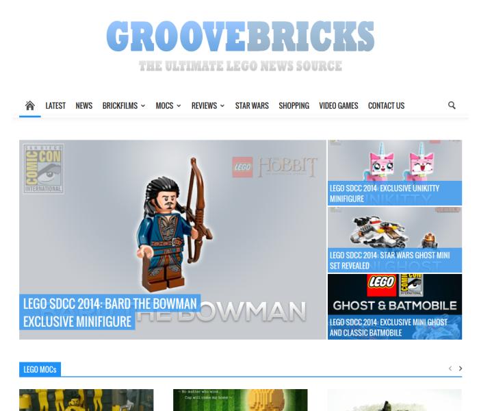 Groovebricks