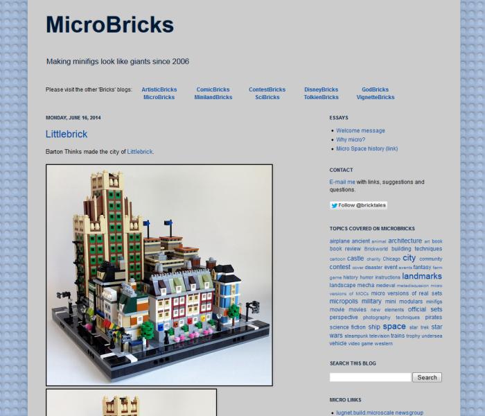MicroBricks
