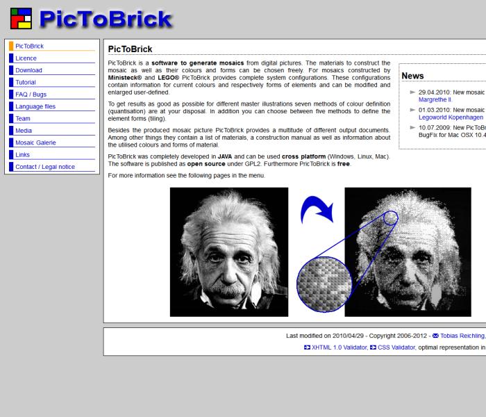 PicToBrick