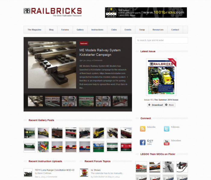 RailBricks