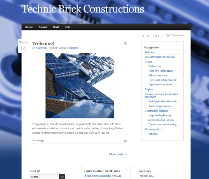 Technic Constructions