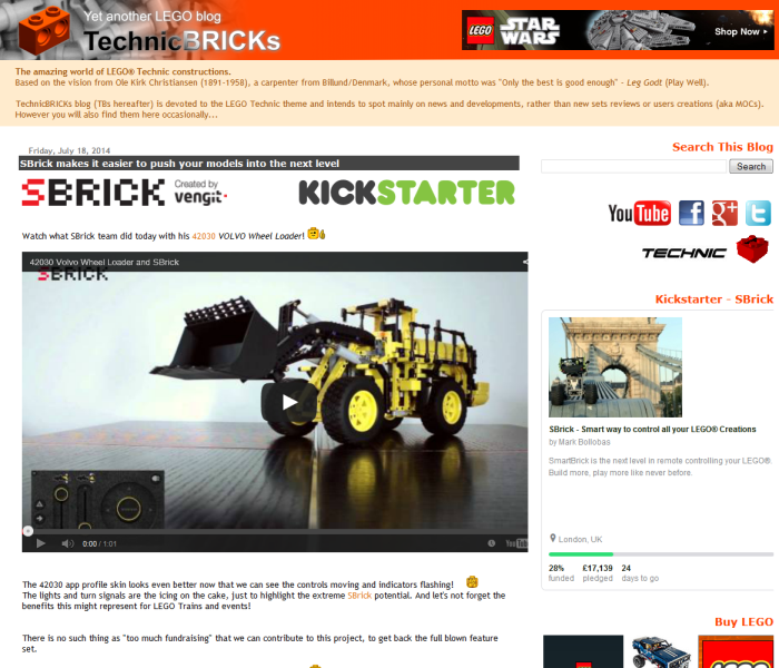TechnicBRICK